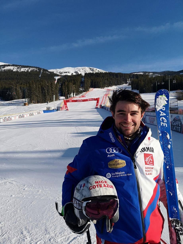 Matthieu Bailet a reconnu cette semaine les pistes canadiennes.(DR)