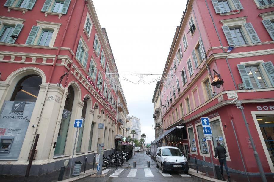 La rue de l'Opéra va devenir rue Jacques-Médecin.