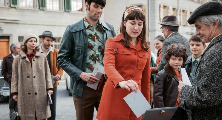 Le film Les Conquérantes plonge le public dans le petit village d'Appenzell en 1971, année du référendum sur le droit de vote des femmes. (DR)