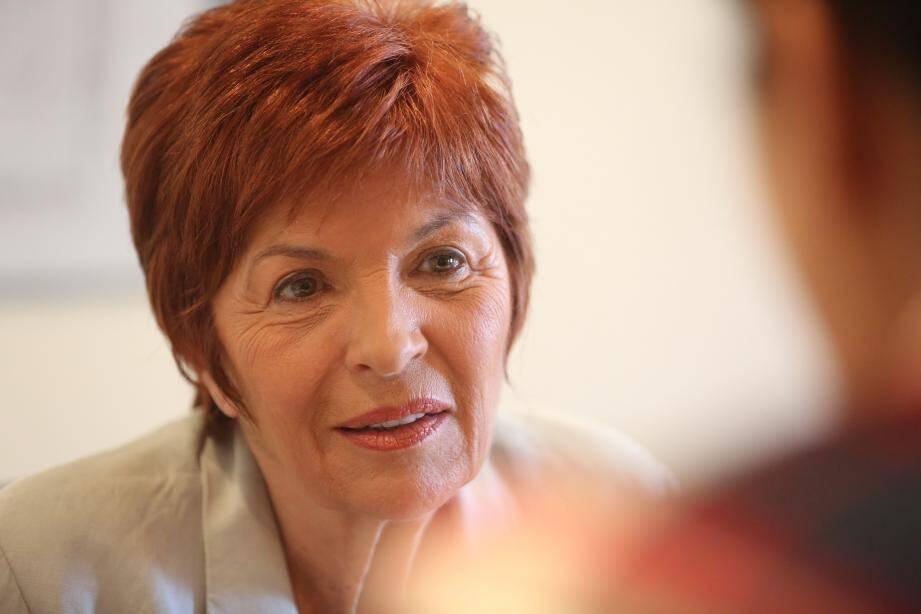 Depuis le Var, Geneviève Levy continue de pointer l'injustice du système en place.
