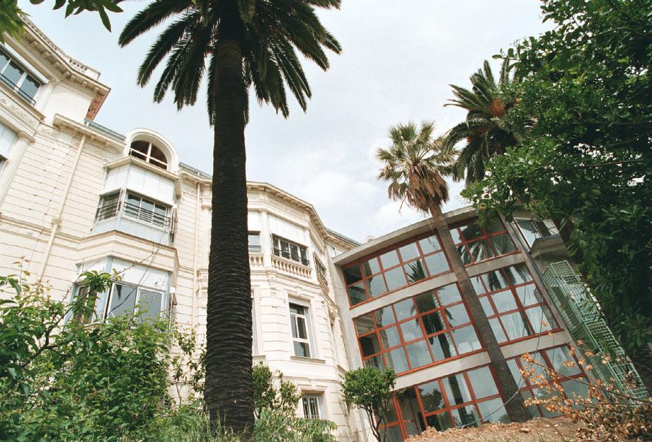 La Villa Helios.