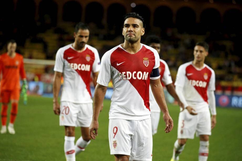 L'AS Monaco n'y arrive pas.