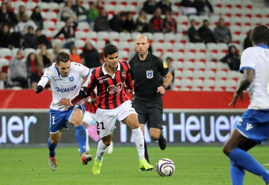 Danilo Barbosa a fait son retour à l'entraînement collectif.