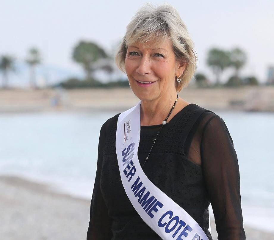 Ancienne infirmière, présidente d'une association dédiée à sa fille décédée d'un cancer, bénévole à Menton, auteur de livres… Âgée de 63 ans, Rita Largillier est une femme d'action qui mène de nombreux combats.