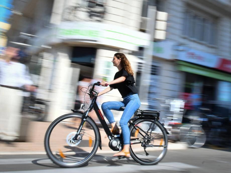 """""""La bicyclette, d'une valeur de 1.900 euros a été dérobée dans la ruelle Saint-Jean."""""""