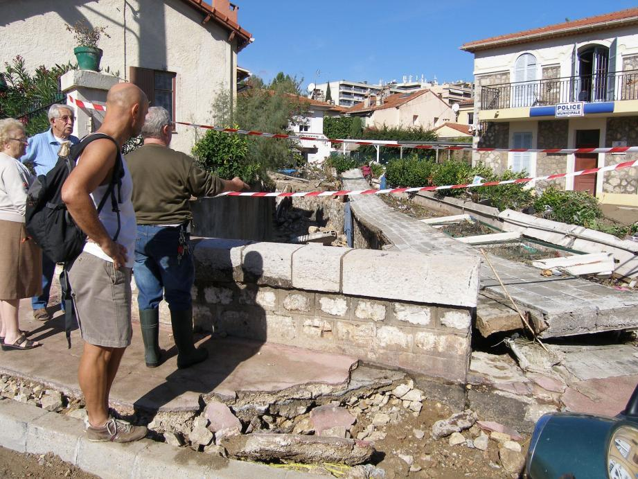 Les inondations d'octobre 2015 ont changé notre appréciation collective du risque.