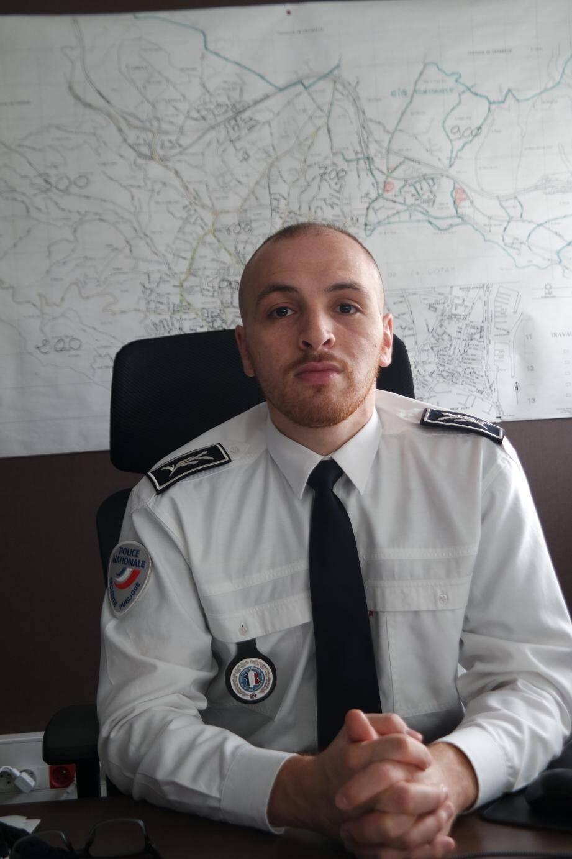 Le commissaire Matthieu  Valet : « Au-delà de la question des revendications, on peut craindre un durcissement du mouvement ».