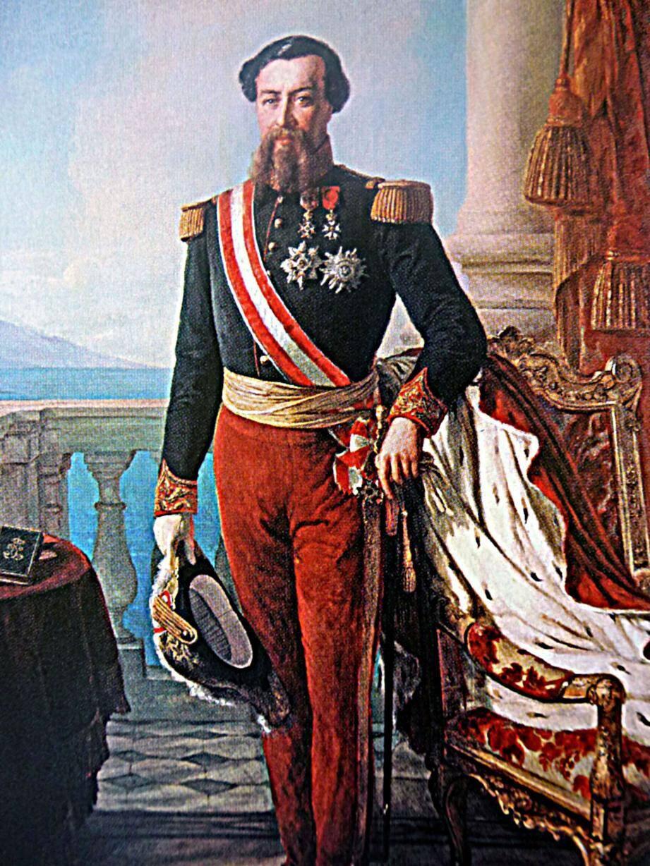 Le prince Charles III.(DR)