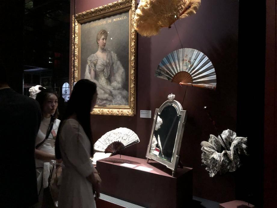 Plus de 250 pièces ont été convoyées en Chine, du 7 septembre au 11 novembre, pour une exposition exceptionnelle au cœur de la Cité Interdite.