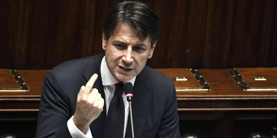 Le chef du gouvernement italien, Giuseppe Conte, a ouvert la session du Forum européen sur la réduction des risques de catastrophes.