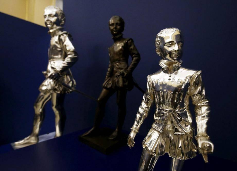 Deux articles sont consacrés cette année à François-Joseph Bosio, à l'occasion de la célébration du 250e anniversaire de sa naissance, pour évoquer notamment l'une de ses sculptures  iconiques : une représentation du roi Henri IV, enfant.