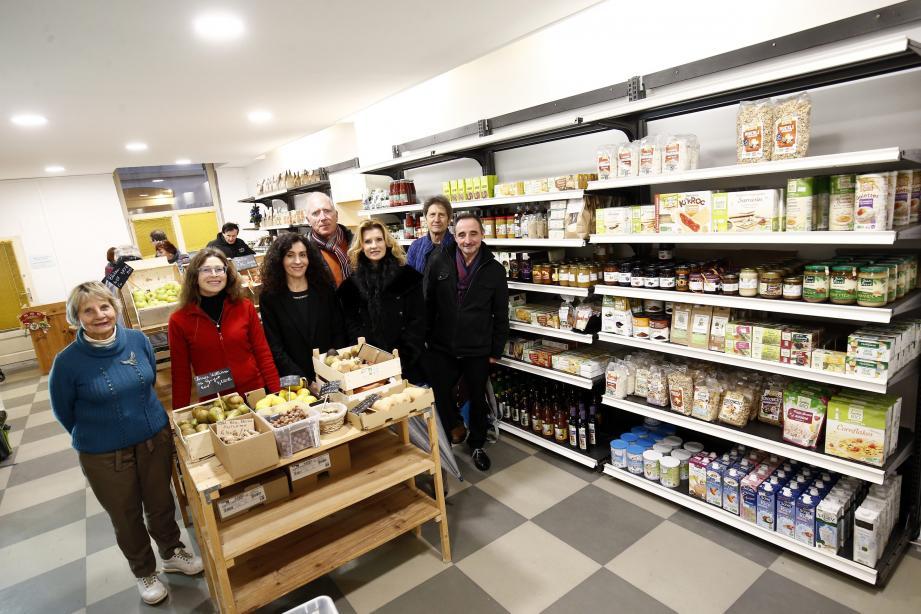 La Coop-sur-Mer a ouvert, hier, son nouveau local rue du Noyer, dans le centre ancien. Il ne lui reste maintenant plus qu'une étape à franchir pour ouvrir fin 2019, début 2020, son supermarché coopératif, sur 800 à 1000 m².