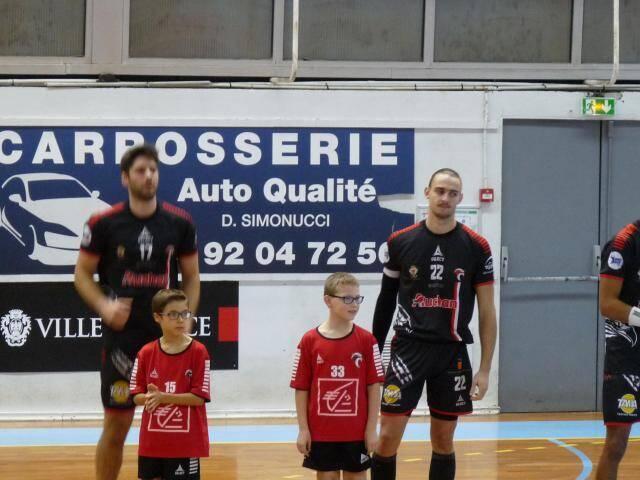 Nicolas Minne retrouve Toulouse, son ancien club, ce soir salle Pasteur.