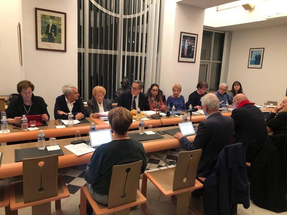 Le conseil municipal s'est réuni, jeudi soir, en mairie.