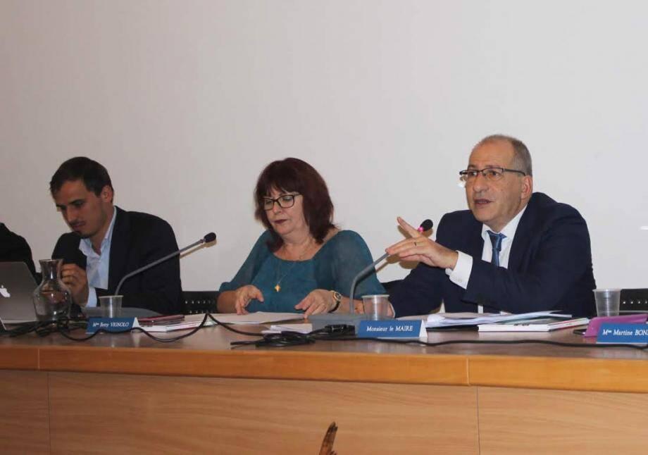 Le maire Christophe Etoré a annoncé que les manifestations de Noël seraient toutes maintenues