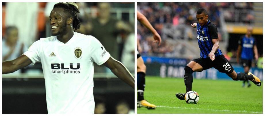Michy Batshuayi et Dalbert vers l'AS Monaco cet hiver?