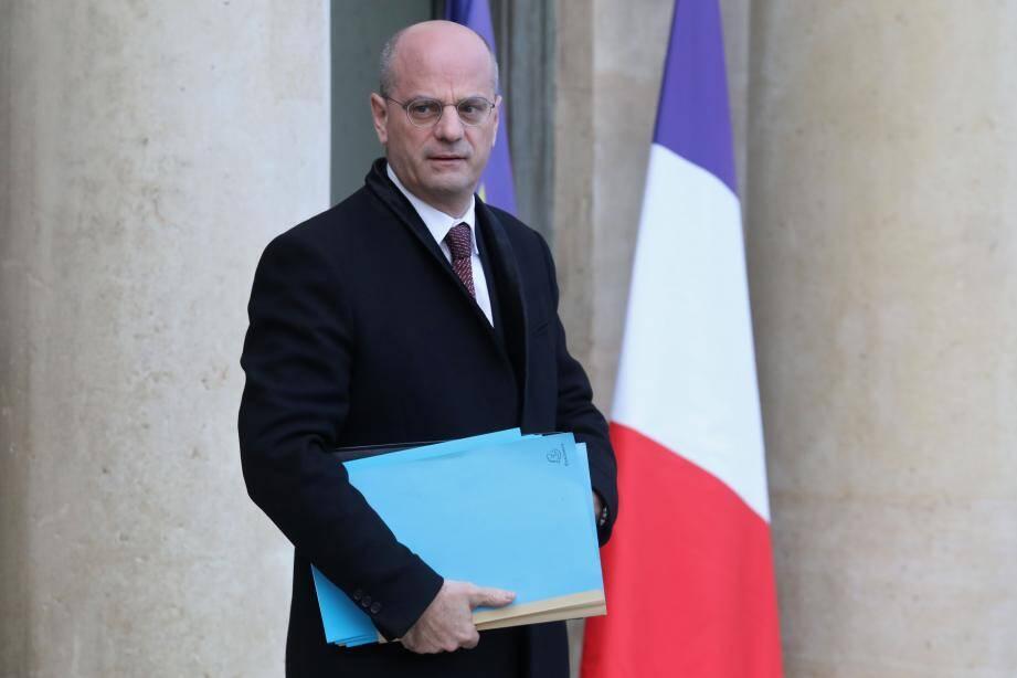 Jean-Michel Blanquer, est attendu à Nice ce jeudi.