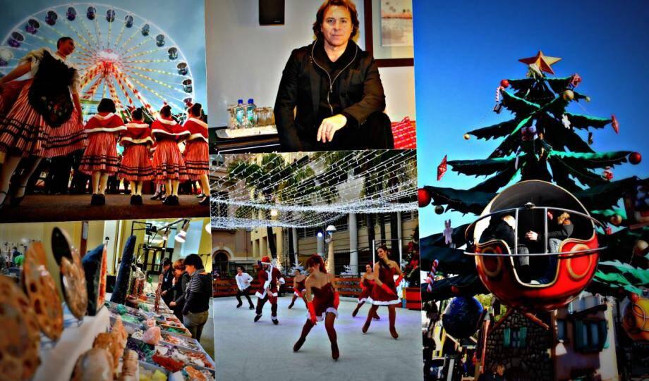 Les marchés et villages de Noël, Roberto Allagna en concert,... Il y en aura vraiment pour tous les goûts à Monaco et Menton, ce week-end