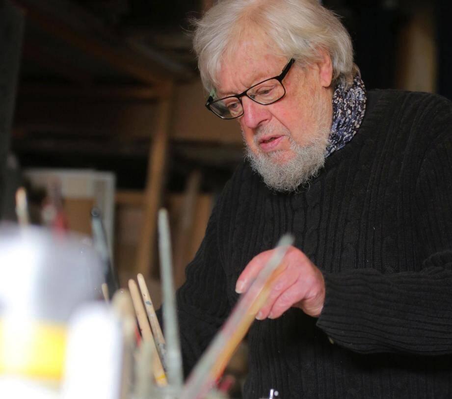 Michel Carlin, un artiste épris de liberté