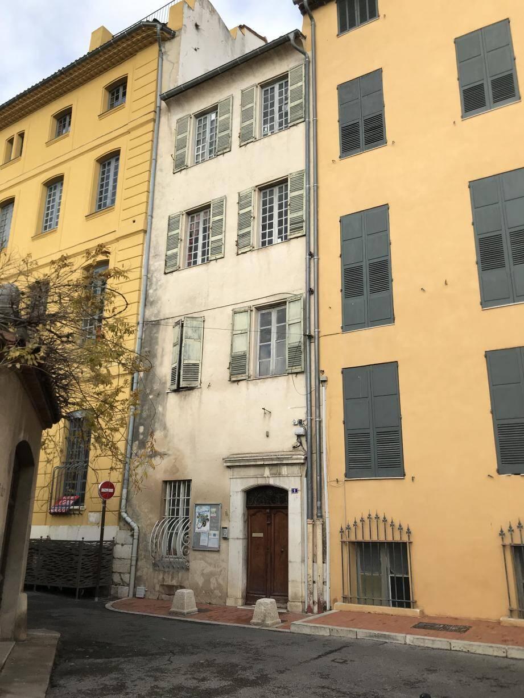 L'immeuble situé au 9, rue Gazan sera mis en vente sur la plateforme Immo-Intéractif pour une valeur de 100.000 euros.