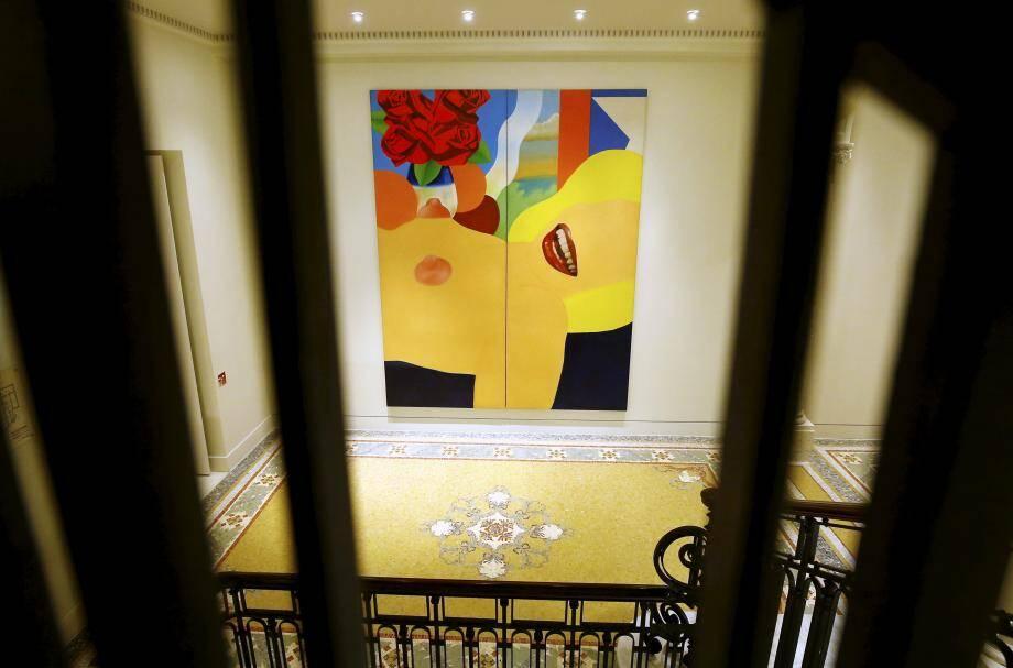 Le public peut venir découvrir les œuvres du maître américain du Pop Art disparu en 2004.