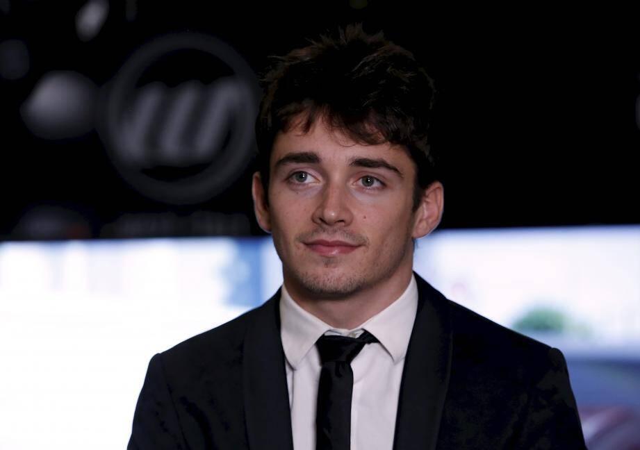 Le jeune pilote rejoint pour la saison 2019, l'écurie Ferrari.