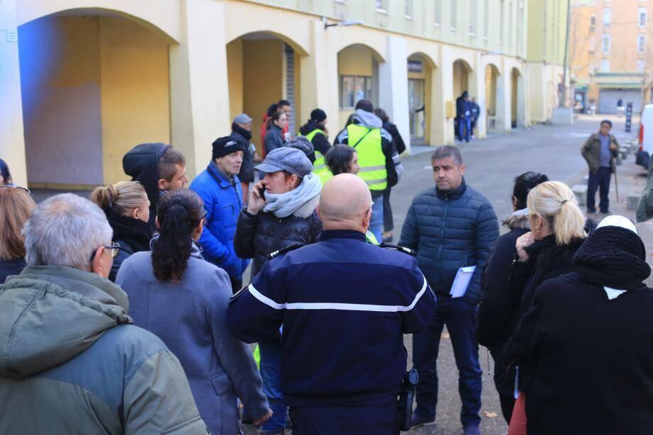 Ce mardi matin, les gendarmes ont procédé à une expulsion d'une famille d'Albanais, dont la demande d'asile avait été rejetée.
