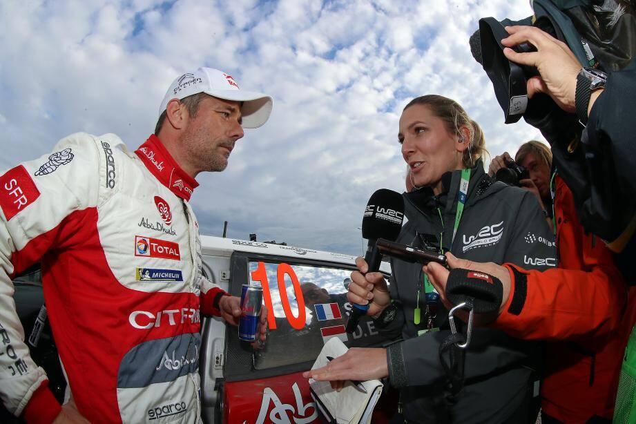 C'est officiel : vainqueur puissance 7 du Rallye Monte-Carlo, Sébastien Loeb sera de retour à Gap et en Principauté le mois prochain au volant d'une... Hyundai.