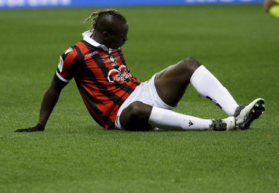 L'histoire entre l'OGC Nice et Mario Balotelli touche-t-elle à sa fin?
