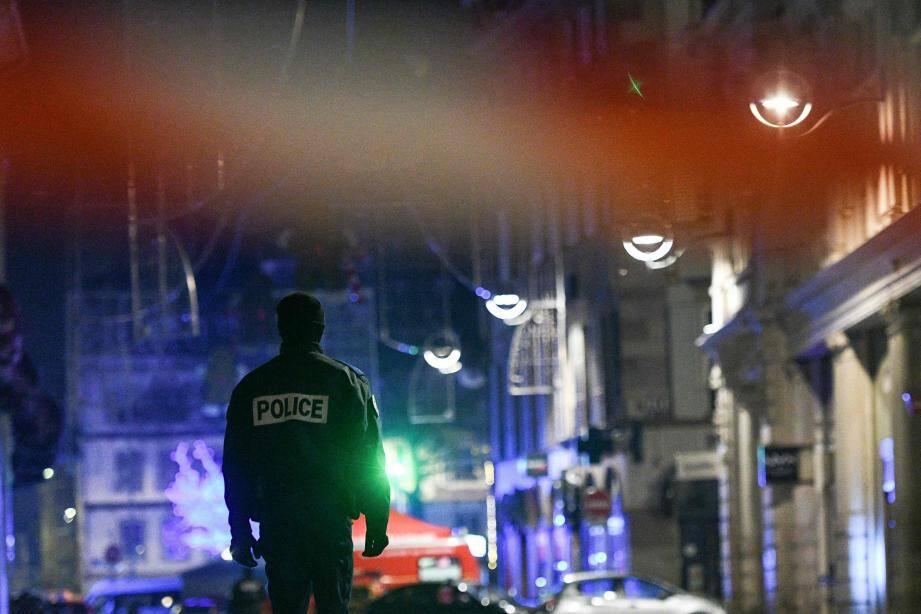 Le suspect a été abattu ce jeudi soir.