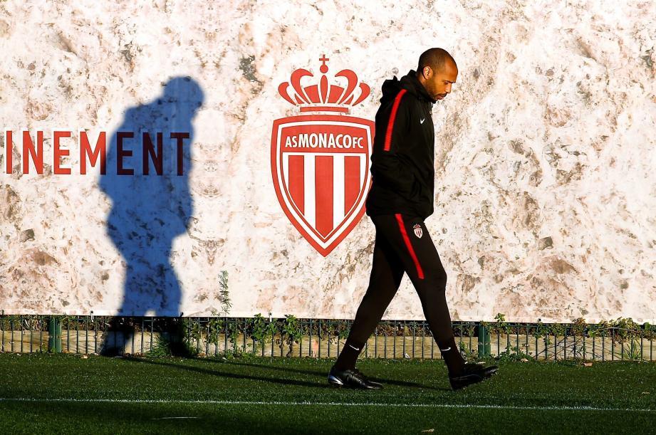 Le report du match entre l'OGC Nice et l'AS Monaco ne change pas la façon dont Thierry Henry a préparé le match.