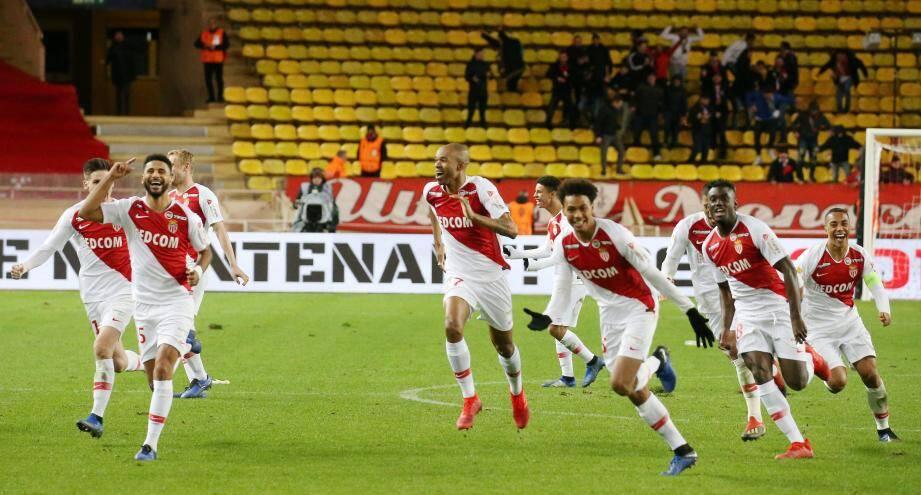 Une fin heureuse pour l'AS Monaco