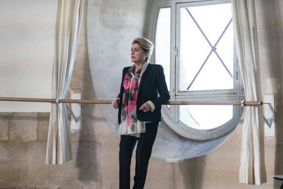 Catherine Deneuve est à l'affiche de Naissance d'une étoile