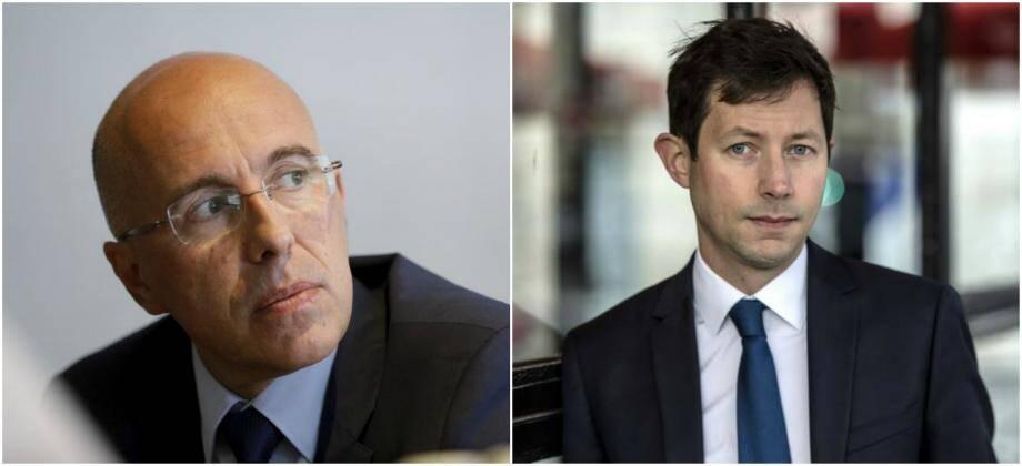 Eric Ciotti se félicite de la nomination de François-Xavier Bellamy