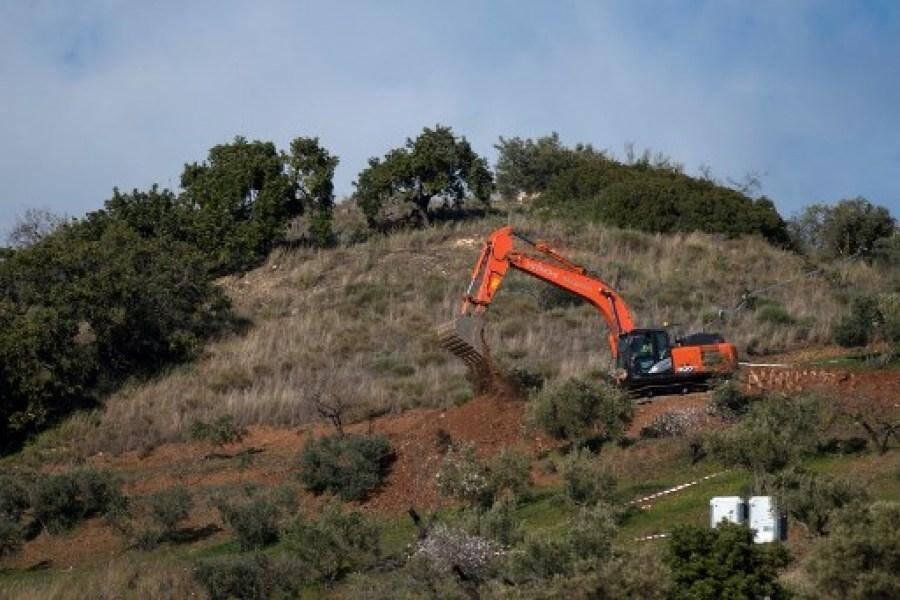 Le puits avait été creusé l'année passée par des membres de la famille du petit garçon.
