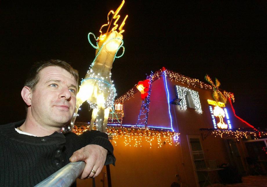 Le palmarès du concours des illuminations de Noël 2018 sera rendu demain.
