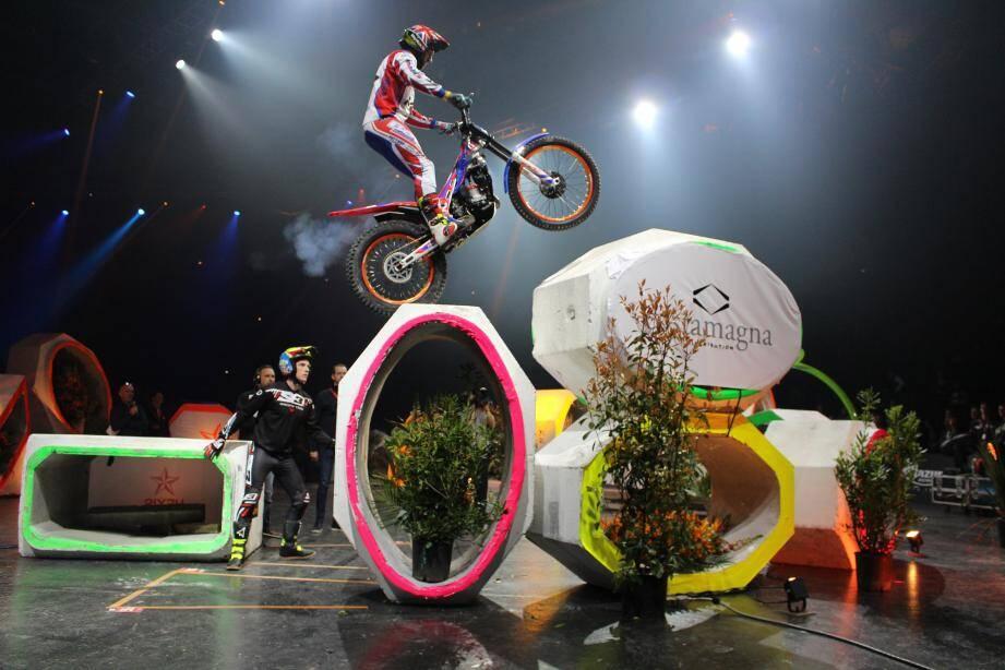 Du grand spectacle motorisé attendu le 1er mars au Nikaïa.