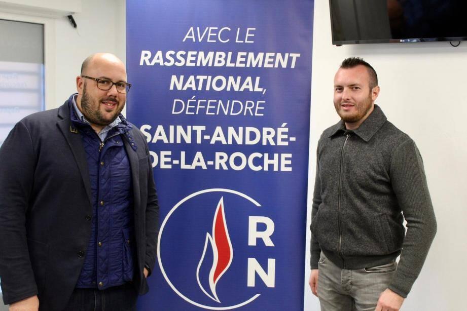 Les militants locaux ont nommé Sébastien Garofolo, pour préparer les municipales.