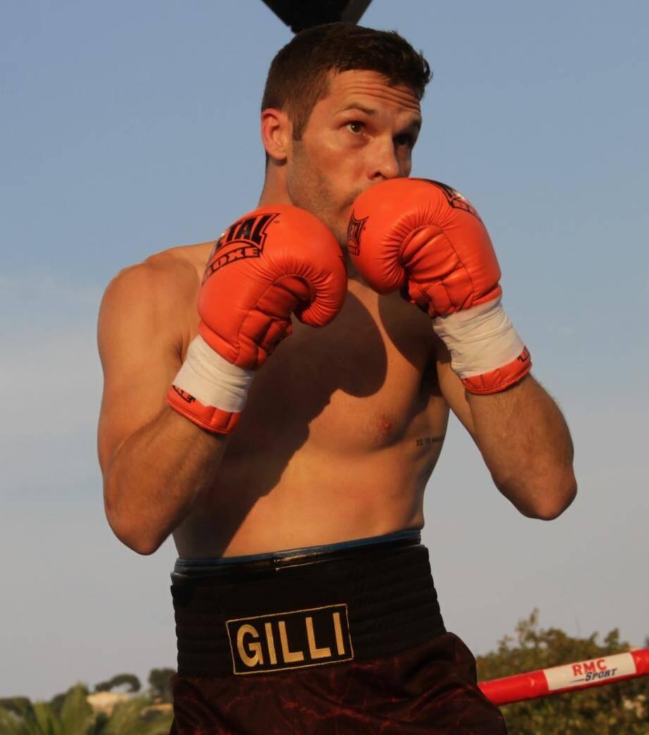 Maxime Gilli, un nul et toujours invaincu.
