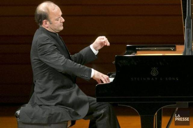 Le pianiste chargé de faire vibrer toutes ces émotions sera l'un des grands concertistes belges, Louis Lortie.