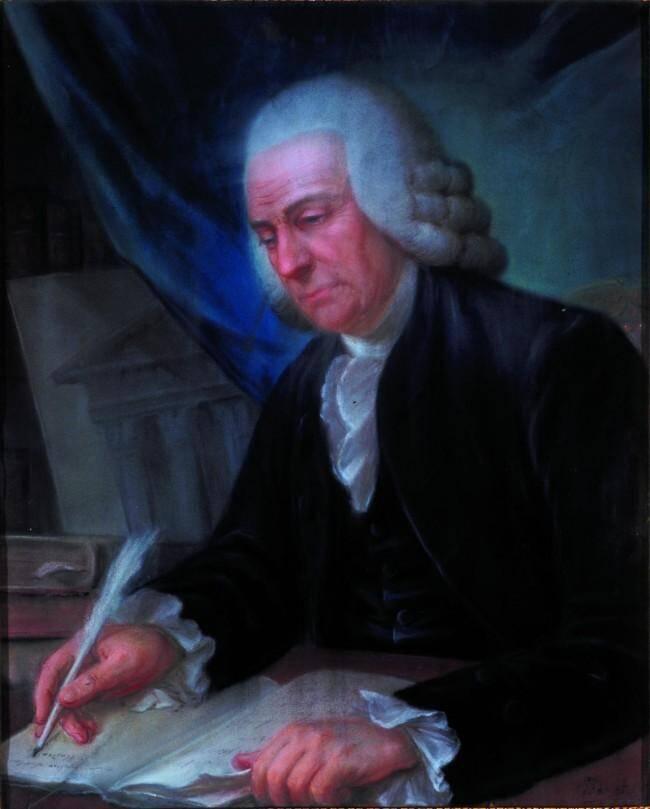 Une peinture de Pierre-Martin Barat représentant Jean-François Séguier. (DR)