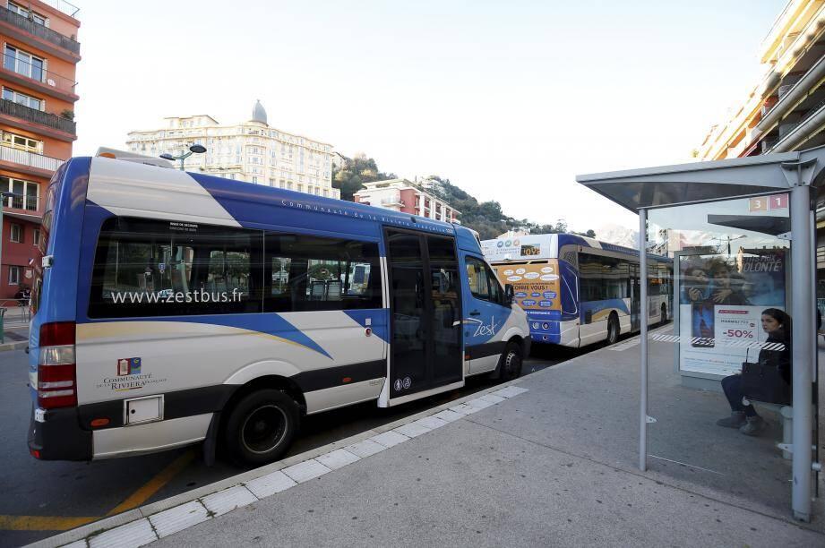 Hier, pour le premier jour de grève, 13 lignes sur 42 au total ont été perturbées sur tout le réseau de bus Zest.