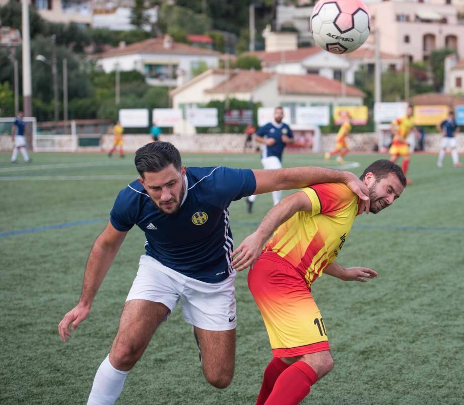Roquebrune s'est imposé 2-1. (L.B)