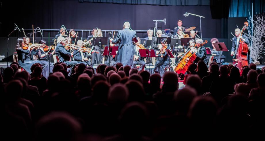 Un superbe concert pour ouvrir l'année sous la baguette de Jean-Louis Dedieu.