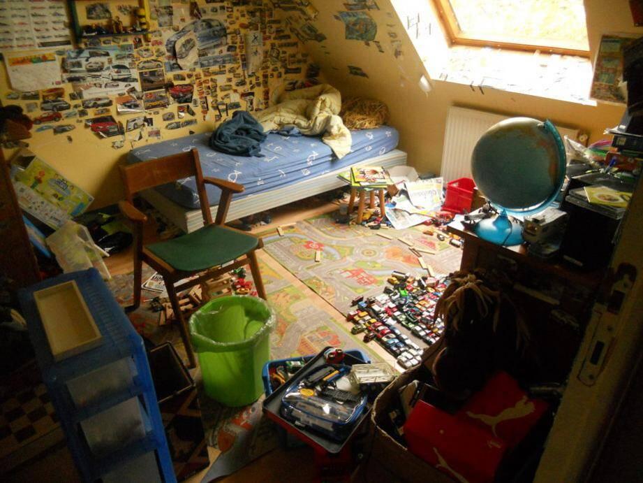 « La chambre de l'enfant, c'est son univers. En faire le tour, c'est faire le tour du monde. »