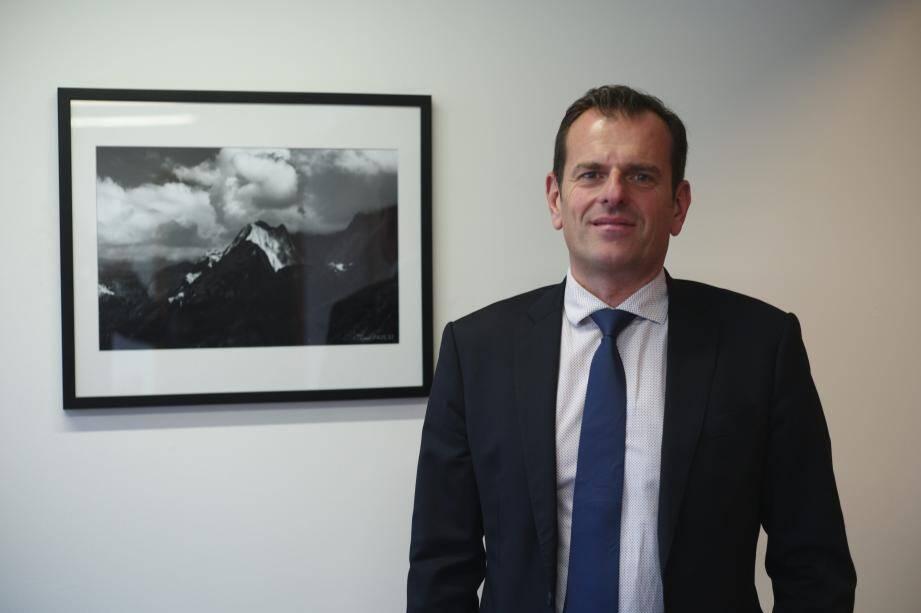 Patrice Camberou est désormais à la tête du parquet de Draguignan.