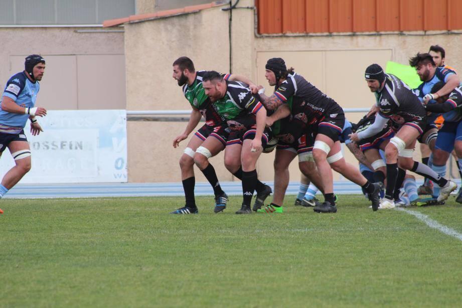 Les joueurs du RCVRGP ont gros à gagner cet après-midi à Argelès.