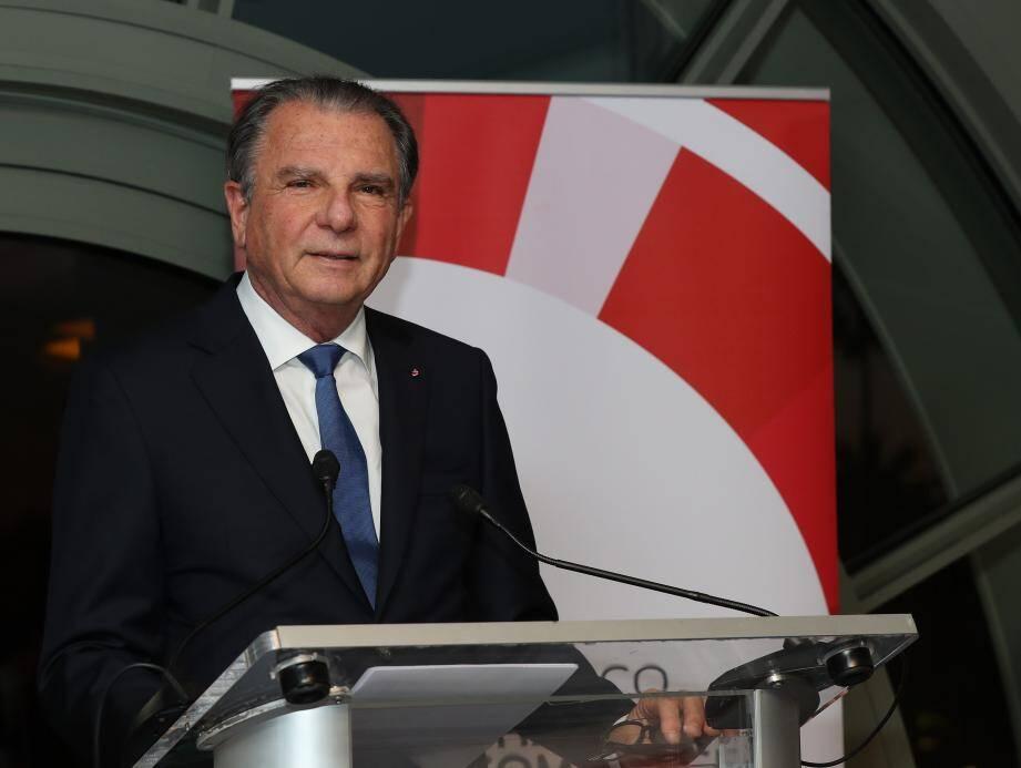 Michel Dotta, président du MEB, a accueilli quelque 330 adhérents, hier soir, au salon Columbia du Monte-Carlo Bay & Resort.