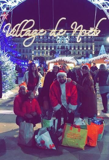 Après Noël, le pack sourire reste d'actualité pour les plus démunis.