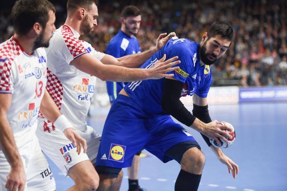 Battus par la Croatie, Nikola Karabatic et les Bleus vont retrouver le Danemark en demies.